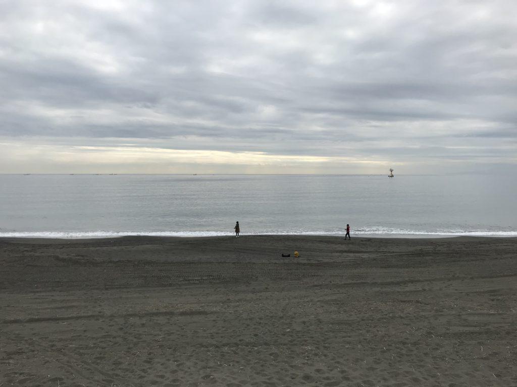 【ふらっと海へ#003】湘南・平塚にある袖ヶ浜はゆっくりと時間が流れる海スポットだった