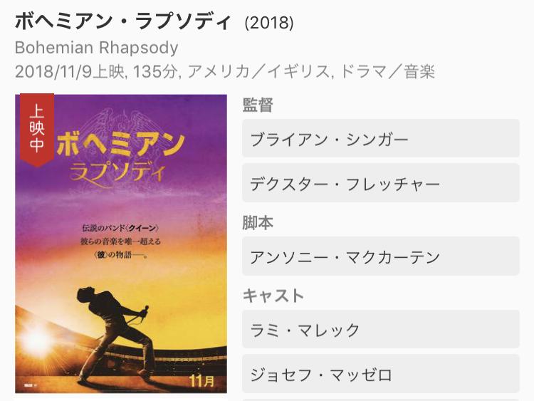 【関連映画探索】ラミ・マレック主演、ボヘミアン・ラプソディの関連映画を解説