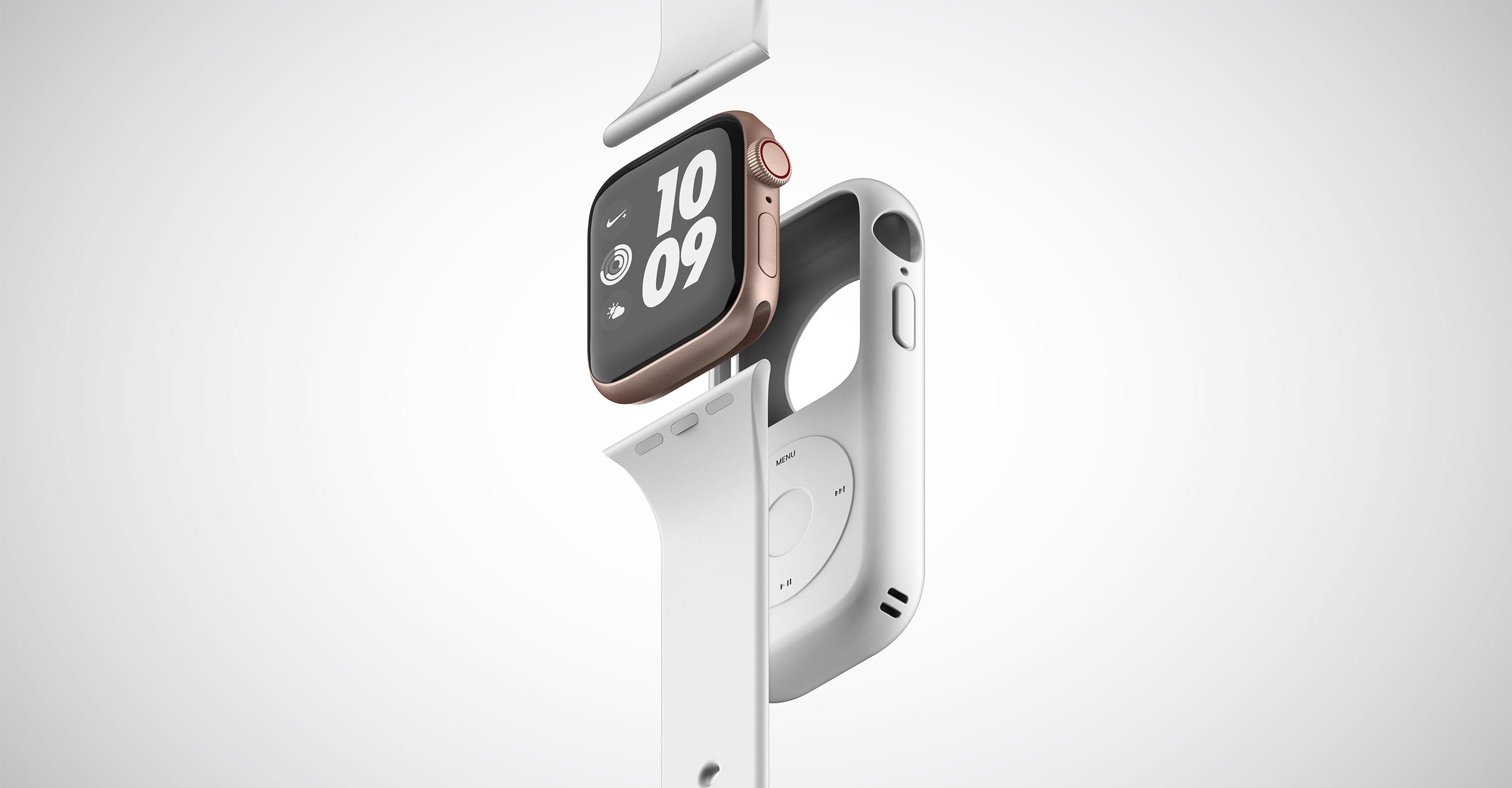 Pod CaseでApple Watchを懐中時計スタイルにしたい