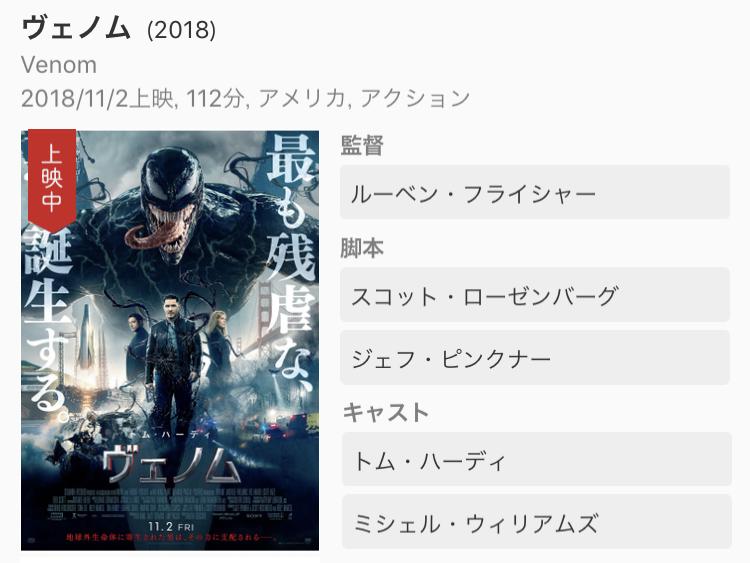 【関連映画探索】トム・ハーディ主演、ヴェノムの関連映画を解説